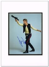 Harrison Ford Autograph Photo Signed - Han Solo
